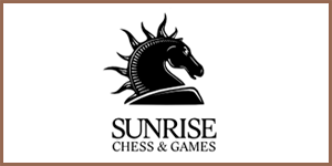 Шахматы производителя Sunrise Chess (Польша) теперь доступны в интернет-магазине Diagonal