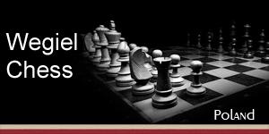 И снова мы пополнили коллекцию настольных игр шахматами высокого качества от польского производителя Wegiel