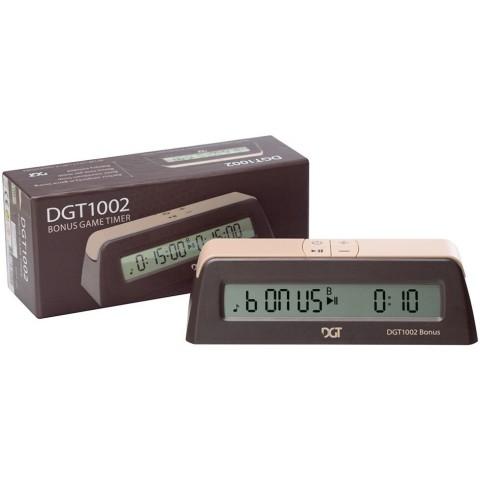 Часы электронные шахматные DGT projects 1002
