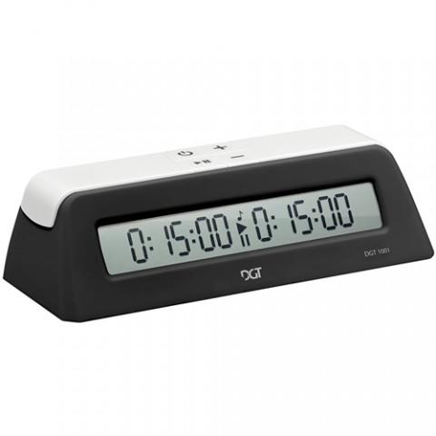 Шахматные часы DGT 1001 черное и белое