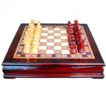 Игра настольная шахматы деревянные176-005 Lefard 39x39x8 см