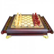 Подарочный набор шахматы 176-006 Lefard 43x43x10 см