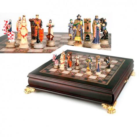 Набор шахмат классических 176-027 Lefard 40x40 см