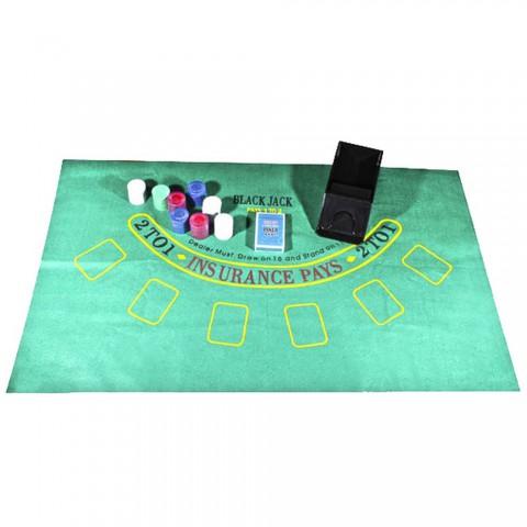 Набор для покера BJ2200 Duke 200 фишек
