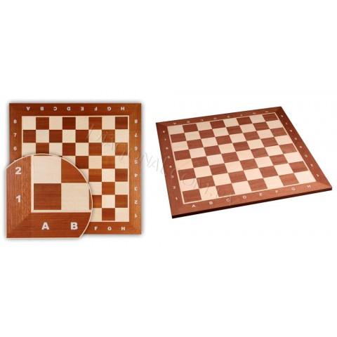 Профессиональная шахматная доска №5 Wegiel C-192b