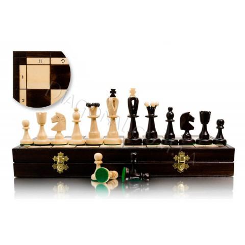 Резные шахматы из дерева Madon C-115 Асы (Asy)