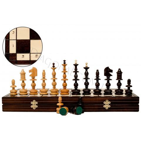 Шахматы подарочный набор Madon C-120 Старопольские (Staropolskie)