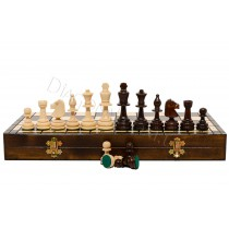 Резные шахматы Madon C-122A Олимпийские средние