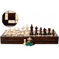 Шахматы из дерева Madon C-122B Олимпийские малые (Olimpijskie male )