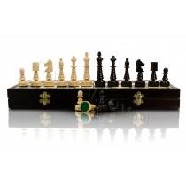 Шахматы из дерева Madon C-129 Елочные с вкладкой (Choinkowe)