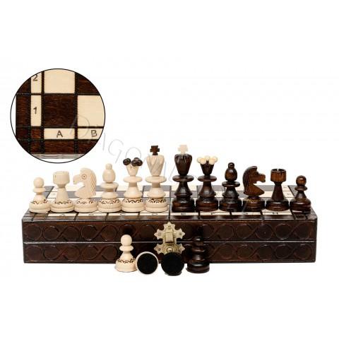 Шахматы Madon C-134a Жемчужина малая с вкладкой (Perelka mala z wkladka)