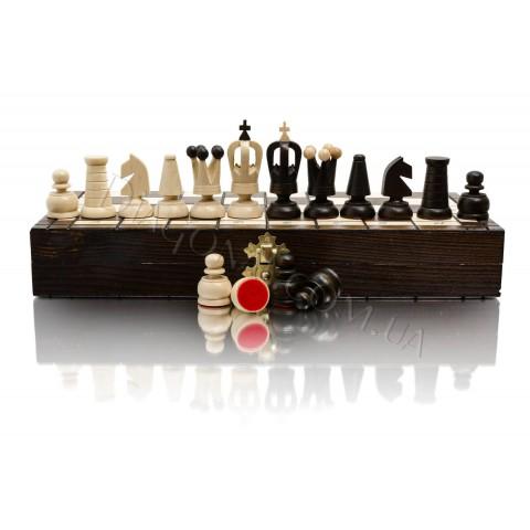 Резные шахматы из дерева Madon C-151 Роял Макси (Royal maxi)