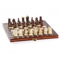 Шахматы из натурального дерева Роял мини 31 см