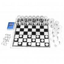 Игровой набор Duke CDJ03-3 шахматы, шашки, карты 3 в 1