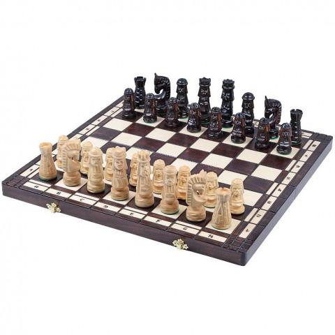 Деревянные шахматы Гевонт (Giewont) Sunrise Poland 50 см CH110