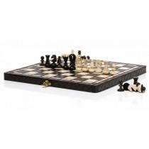 Деревянные шахматы Королевские (Kings Royal) 30 см CH113