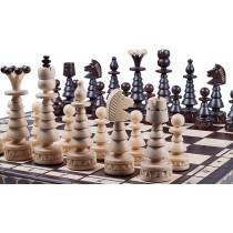 Шахматы ручной работы рождество большие Christmas large 60 см