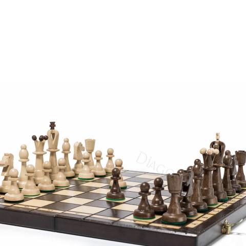 Классические шахматы Туз (Ace Эйс) 42 см