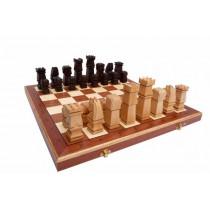 Шахматы ручной роботы деревянные Orawa 50 см