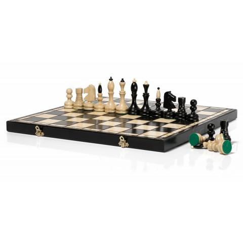 Деревянные шахматы классические Classical 50 см CH127