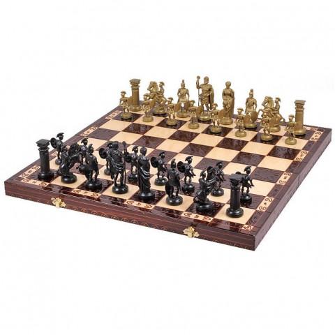 Шахматы подарочные Спартанцы (Spartan) 50 см CH139A