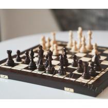 Набор шахматы шашки нарды 3 в 1 размер 40,5 см