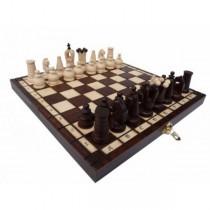 Деревянные шахматы серия Роял мини 28 см