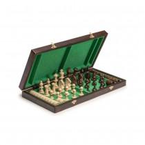 Игровой набор 2 в 1 шахматы и шашки 49x49 см