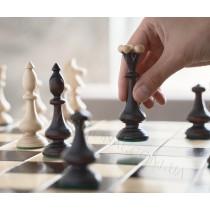 Оригинальные шахматы деревянные Бескид (Beskid) 46 см CH166