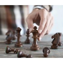 Шахматы деревянные классические Турнирные №6 на подарок