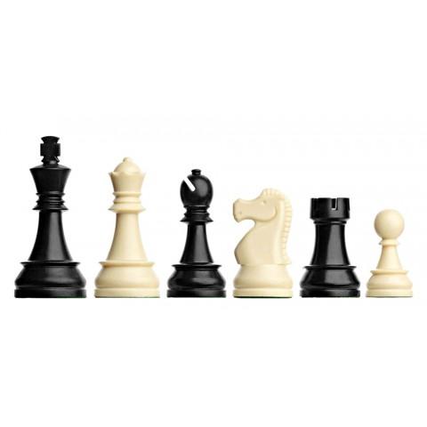 Большие пластиковые шахматные фигуры №6 DGT projects