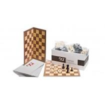 Пластиковые шахматные фигуры большие №5 DGT projects
