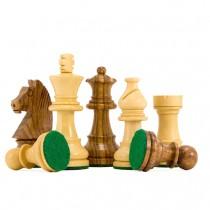 Красивые шахматные фигуры Немецкий Стаунтон №4