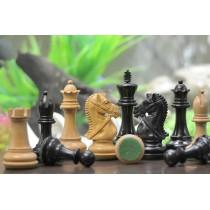 Шахматные фигуры Обузданный конь №6 черные