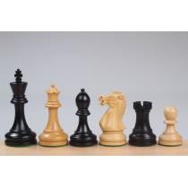 Набор шахматных фигур Итальянские №6 черные