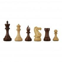 Шахматные фигуры итальянские №6 коричневые