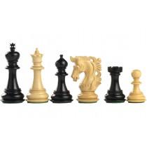 Шахматные фигуры Элвис №7 Эбеновое дерево