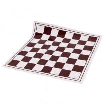 Виниловая шахматная доска 50x50 см