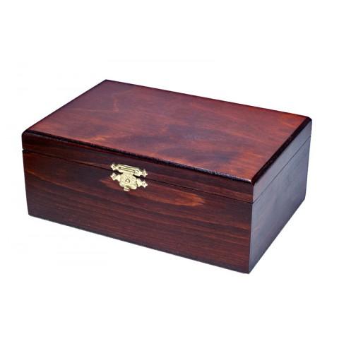 Деревянная коробка для фигур CHW23B