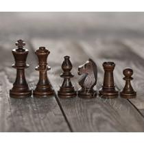 Шахматные фигуры Стаунтон (Staunton) №5 в пакете CHW26