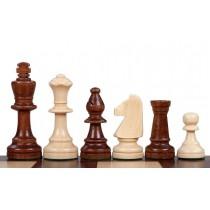 Деревянные шахматные фигуры стаунтон №5 Art