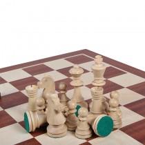 Шахматы фигуры Стаунтон (Staunton) №6 в пакете CHW27