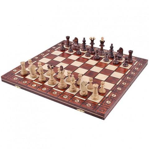 Шахматы классические деревянные Консул (Consul) 48 см CHW3