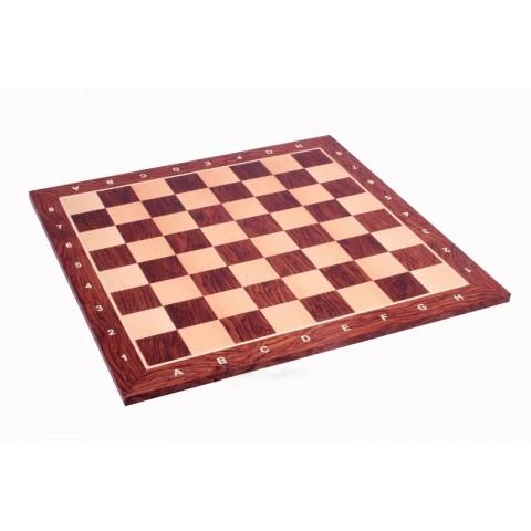 Шахматная доска из натурального дерева №5 Падук-клен