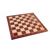 Доска шахматная из натурального красного дерева №6