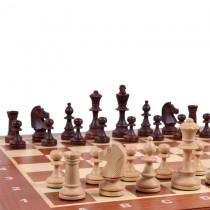 Шахматы деревянные Sunrise Poland Турнирные №4