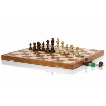 Турнирные шахматы №6 Sunrise Poland 54 см CHW43