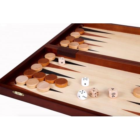 Шахматы шашки нарды набор 3 в 1 размер 40x40 см