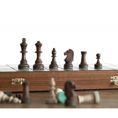 Шахматы деревянные Турнирные Юпитер (Jowisz) 42 см CHW6
