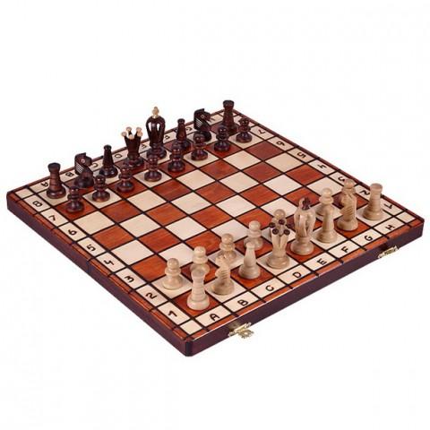 Красивые шахматы деревянные Роял (Royal Kings) 36 см CHW94